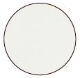 CFC_BI - Hvid laminat