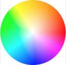 Valgfri farve fra farvekortet