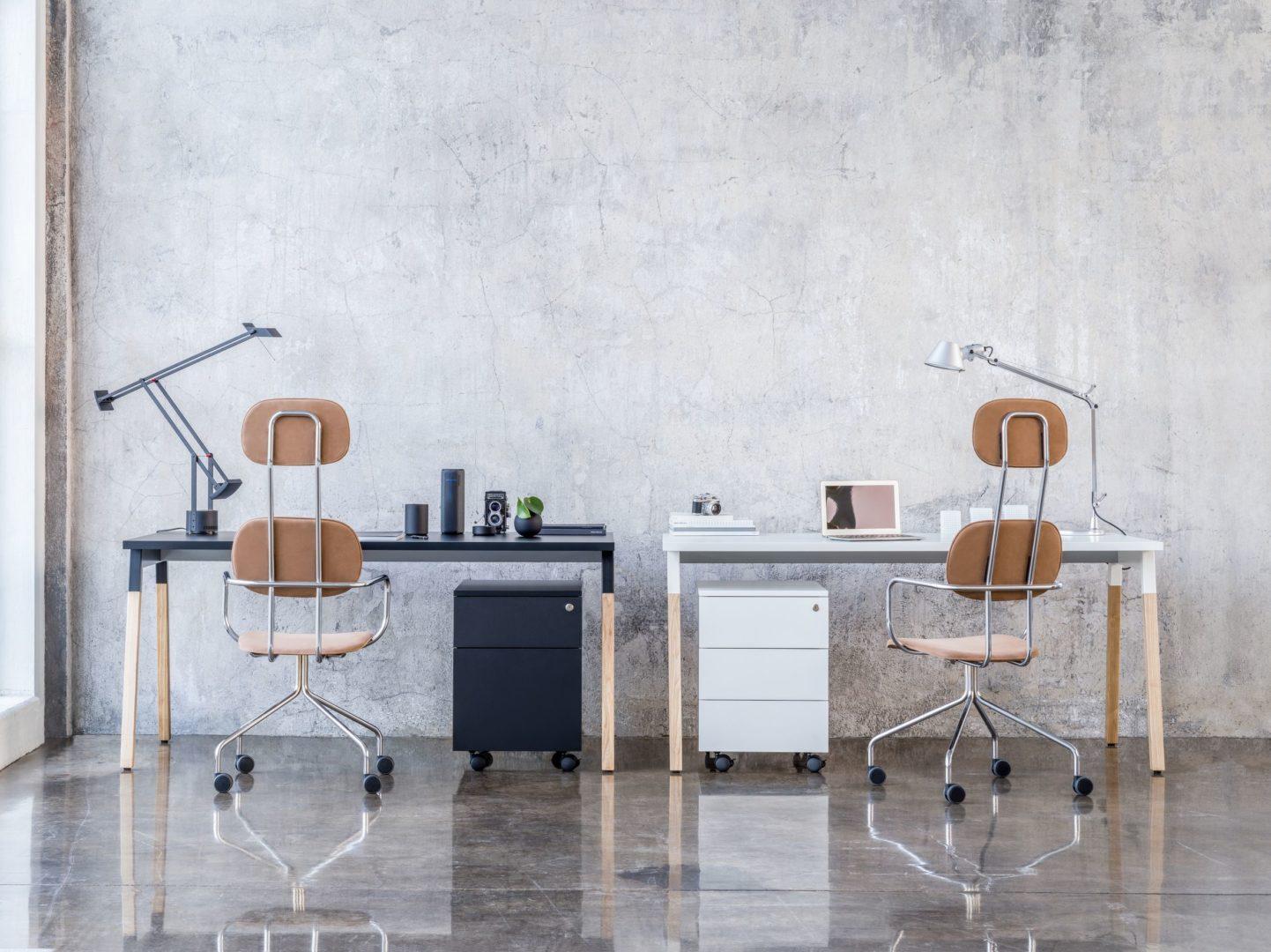 Picture of: Skrivebord Til Erhverv Og Private Individuel Design