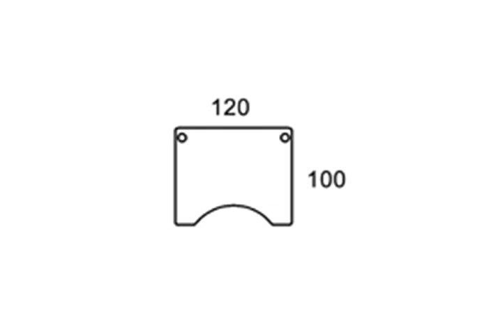 120cm centerbue