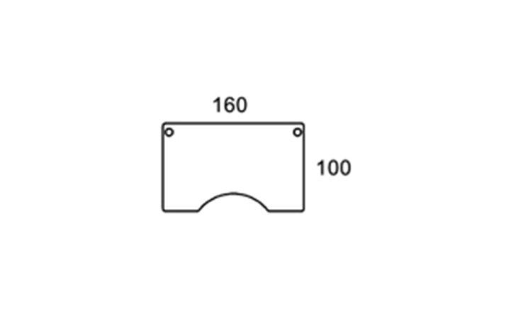 160cm centerbue