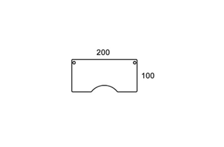 200cm centerbue