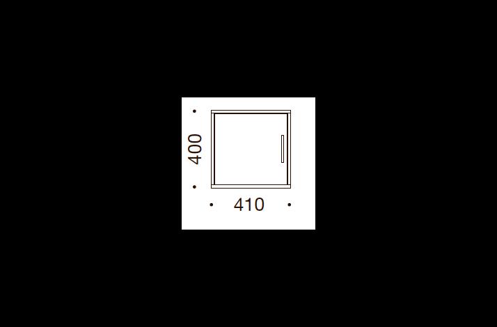 QUADRO OPBEVARING - 40x41x35/43