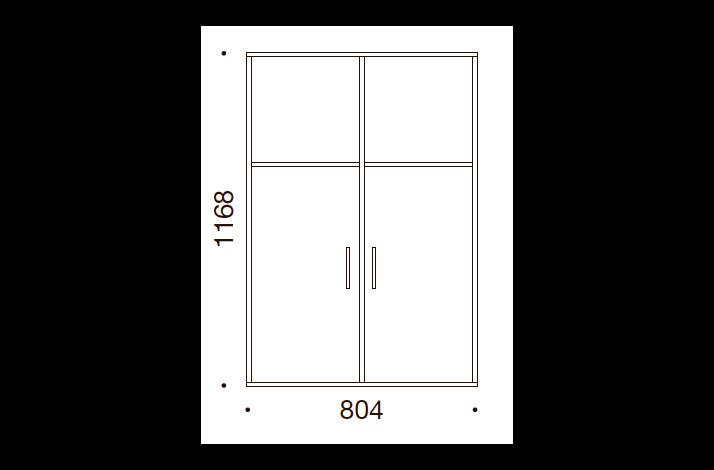 QUADRO OPBEVARING - 116,8x80,4x35/43