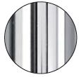 Forkromet stål