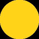 High gloss yellow